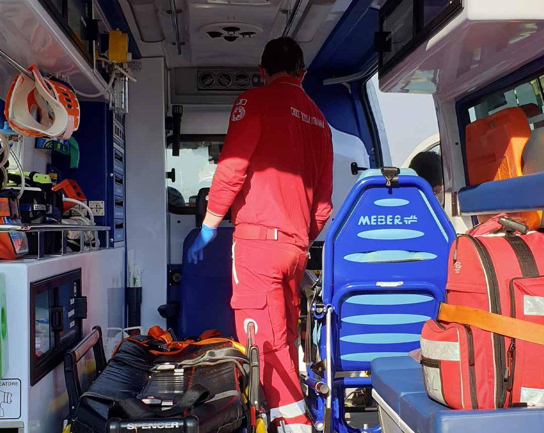 Volontari della Croce Rossa Valpolicella