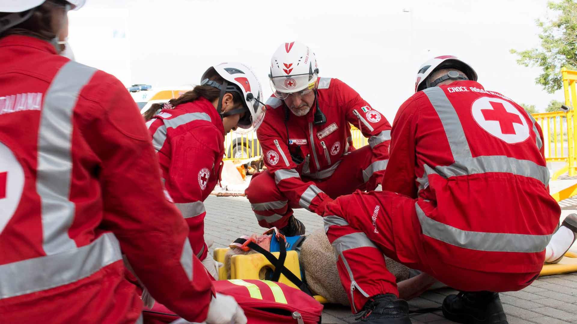 Soccorso della Croce Rossa Italiana Comitato Valpolicella