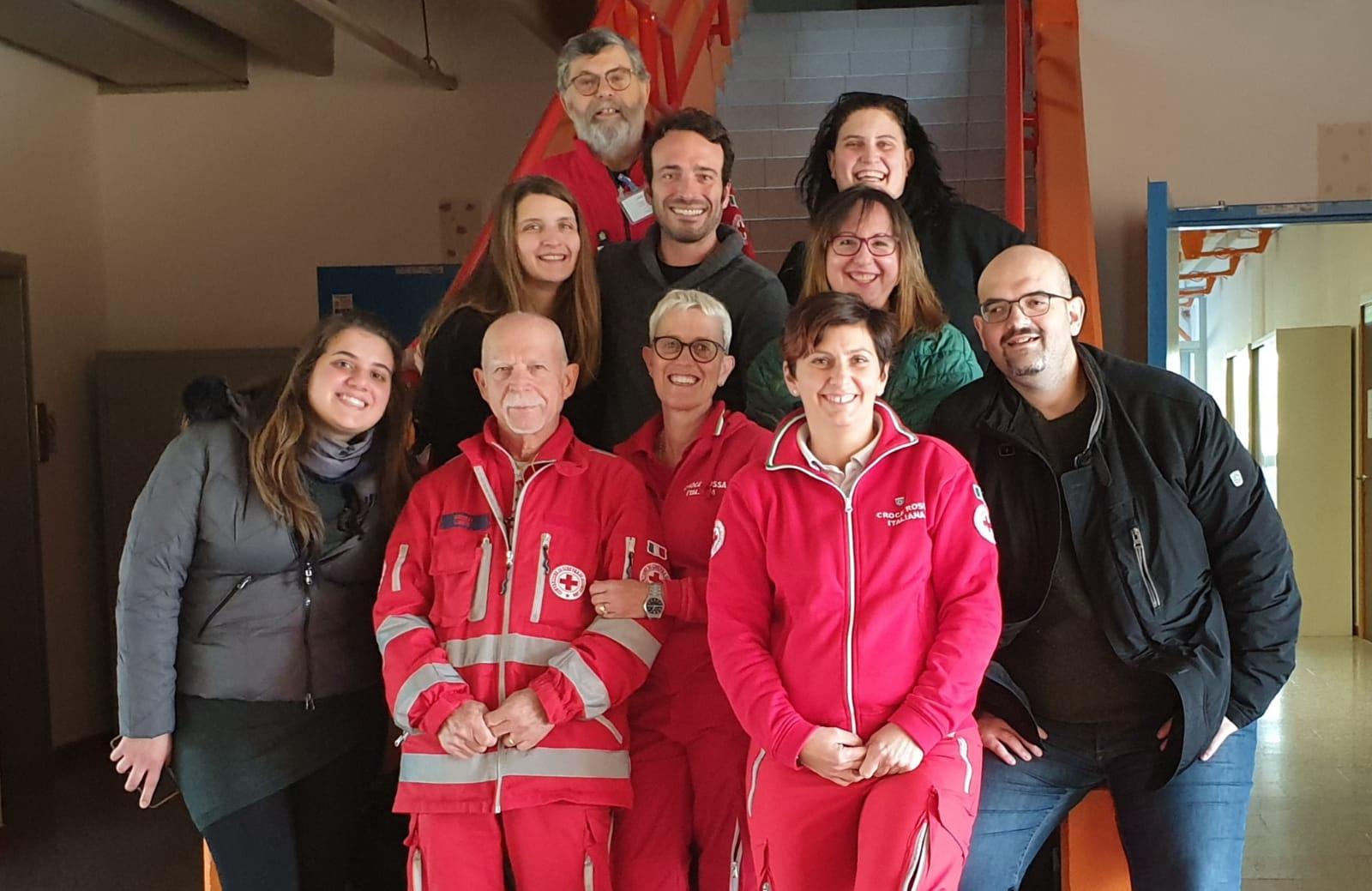 Corso di formazione Croce Rossa Valpolicella